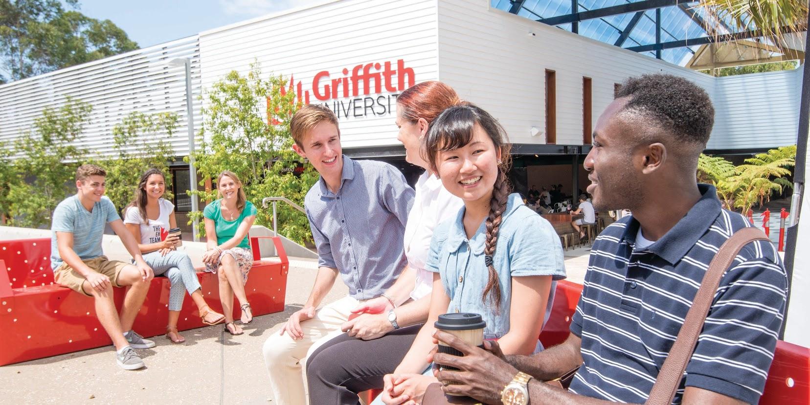 Học bổng tại Griffith University – Úc (P1)
