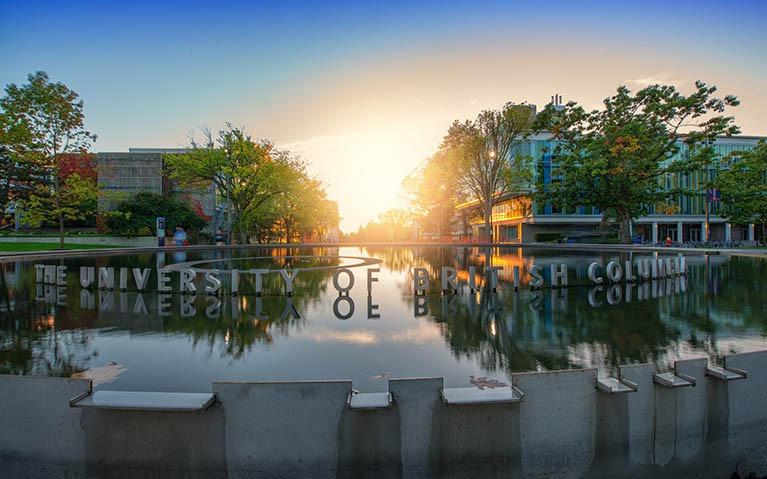 University of British Columbia – Ngôi trường tốt dành cho sinh viên quốc tế