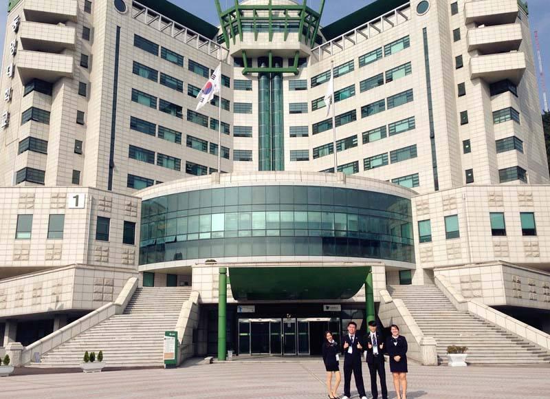 Học bổng du học trường đại học Tongmyong – Hàn Quốc