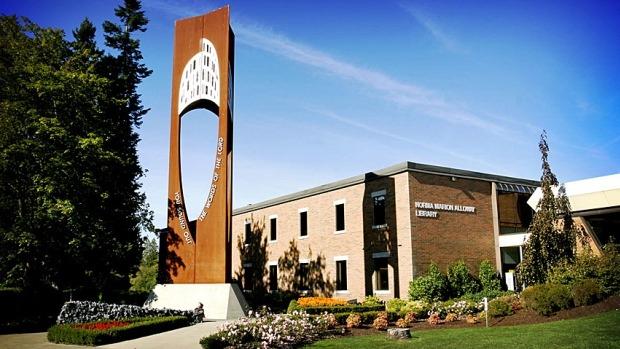 Du học tại Trinity Western University – Bang British Columbia, Canada
