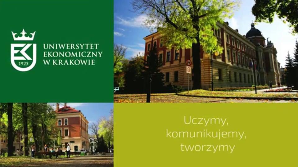 Du học Kinh tế Ba Lan cực rẻ với đại học hàng đầu- Đại học kinh tế Kraków  Kraków University of Economics