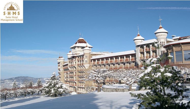 Swiss Hotel Management School – Một trong những trường đào tạo Quản trị khách sạn tốt nhất tại Thụy Sỹ ( P2)