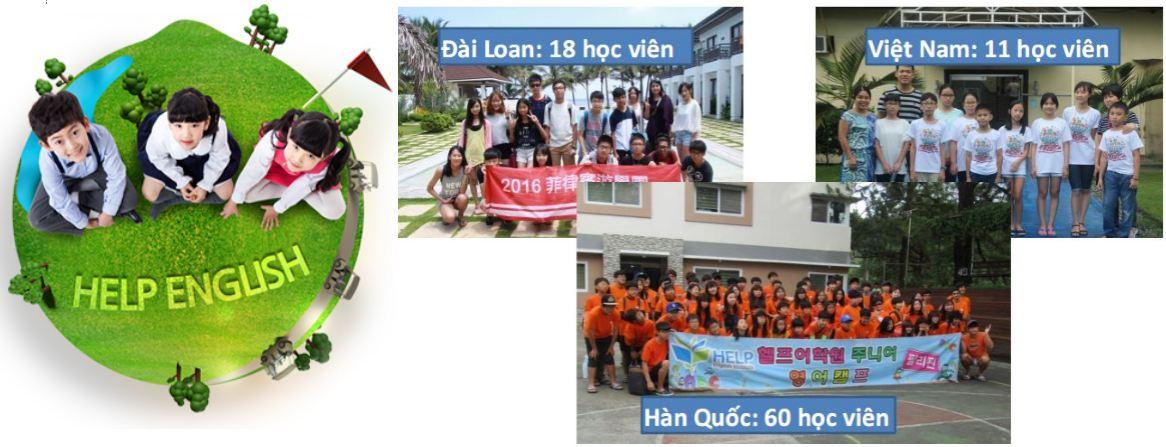Du học tại Học Viện ngôn ngữ HELP – Philippines