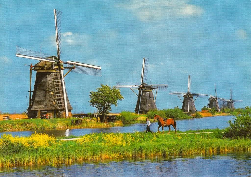 Những địa điểm du lịch không thể bỏ qua tại Hà Lan (P2)