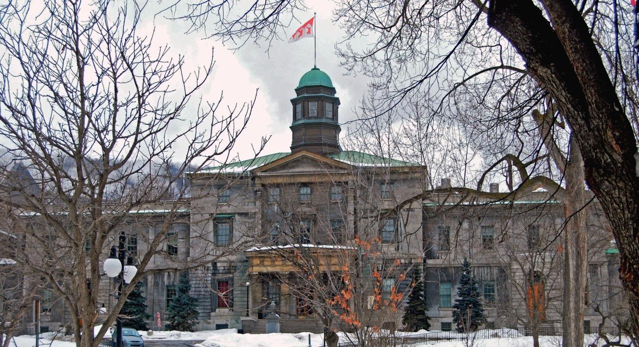 Du học Canada với trường đại học Mc Gill
