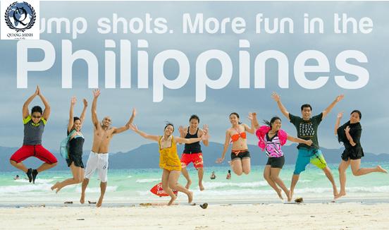 PHILIPPINES – KHÁM PHÁ QUỐC ĐẢO NGƯỜI MỸ DA NÂU TẠI CHÂU Á