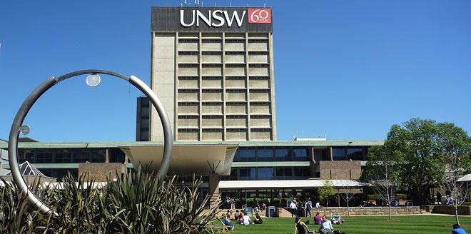 Du học Trường Đại học New South Wales