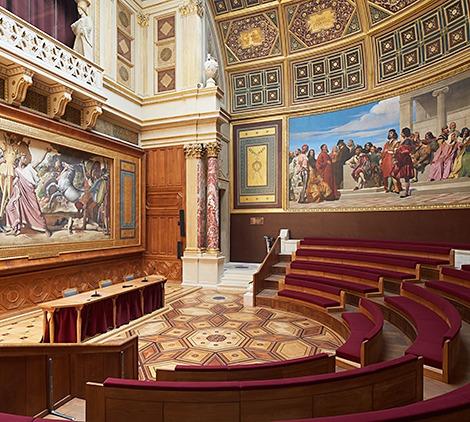 École nationale supérieure des Beaux-Arts Paris (ENSBA PARIS)