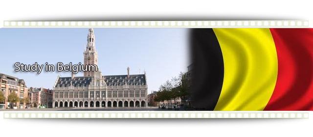 Tuyển sinh chương trình du học Bỉ 2017-2018