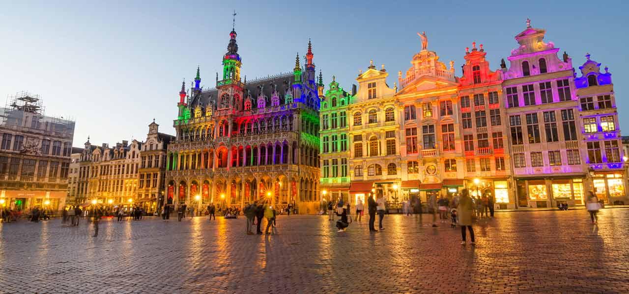 Brussels xếp thứ 21 các thành phố có chất lượng sống tốt nhất thế giới