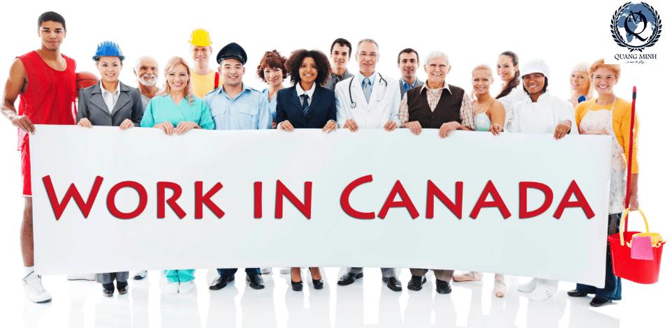 Xin Open Work Permit cho vợ/ chồng khi sang Canada hay là  xin trực tiếp từ Việt Nam?
