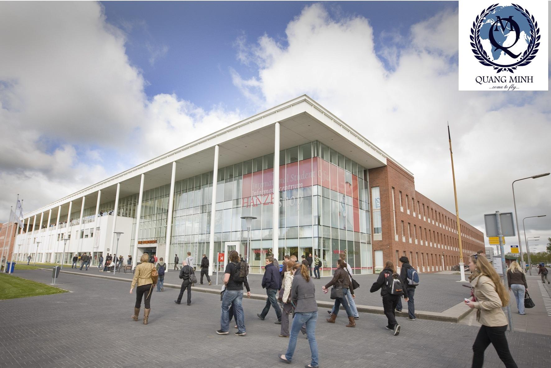 Du học Hà Lan tại Trường Đại học ứng dụng Hanze