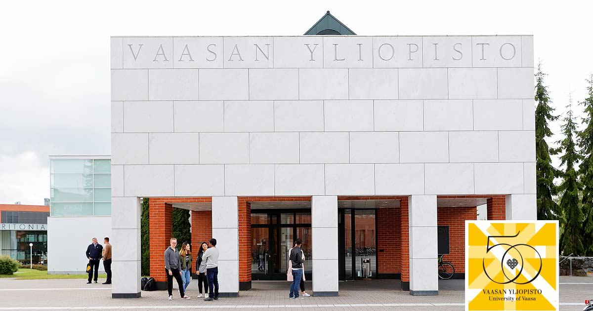Du học trường Đại học Vaasa