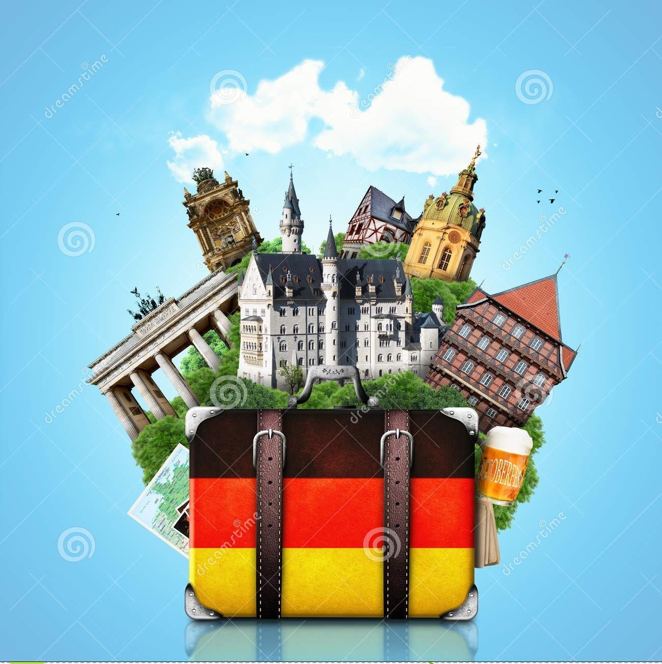 5 địa điểm tham quan không thể bỏ lỡ tại Đức