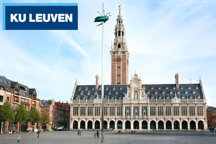 DU HỌC NGÀNH KIẾN TRÚC Ở KU LEUVEN       (Brussels và Ghent campus)