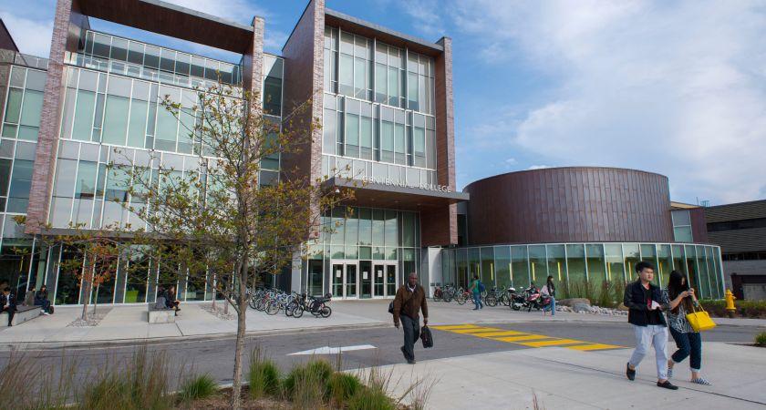 Centenial College – lựa chọn vàng khi du học tại Toronto