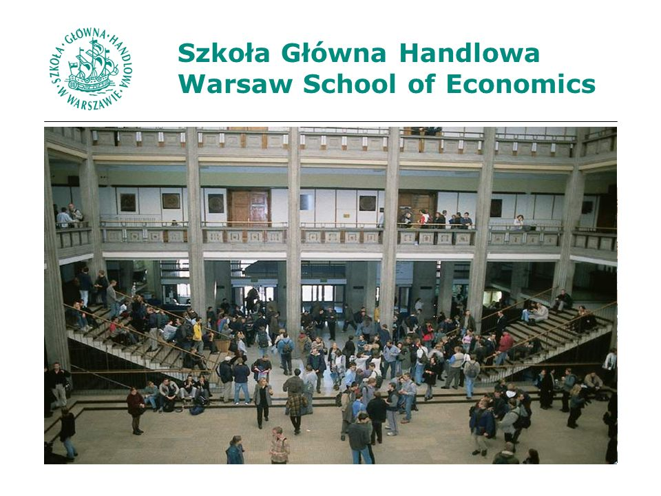 Du học tại trường top 1 về kinh tế ở Ba Lan: Đại học kinh tế Warsaw – Warsaw School of Economics