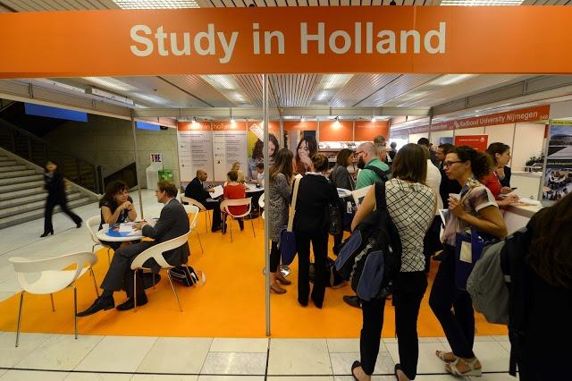 Cuộc sống tại Hà Lan qua lăng kính du học sinh