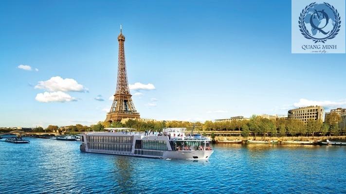 Công ty Du học Quang Minh tư vấn Du học Pháp tại thành phố Hồ Chí Minh