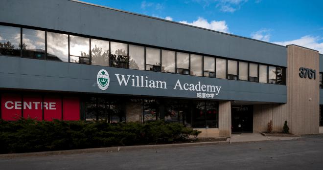 Học bổng hấp dẫn 100% lên tới $28.800 từ trường  trung học nội trú William Academy – CANADA