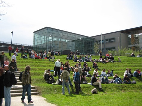 Du học Bỉ cùng với trường đại học Vrije Universiteit Brussel
