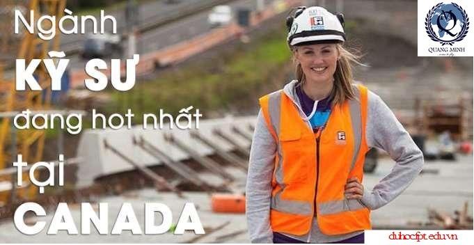Học kỹ sư tại Canada ( P1)