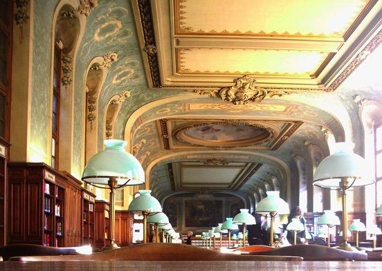 Kiến trúc nghệ thuật ấn tượng của các trường đại học Pháp