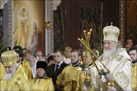 Các lễ hội nổi tiếng ở Nga