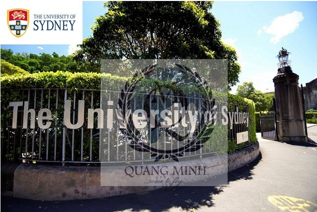DU HỌC TẠI THE UNIVERSITY OF SYDNEY – ÚC
