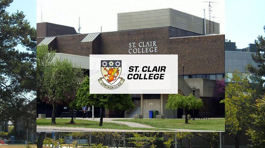 Du học CES trường St. Clair College