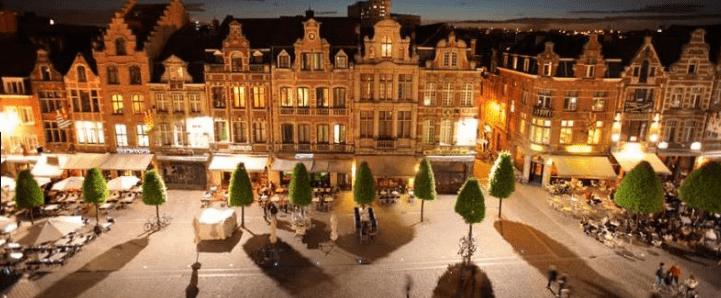 Katholieke Universiteit Leuven (KU Leuven)  ở Bỉ – Đại Học xếp hạng thứ 48 trên Toàn Thế Giới