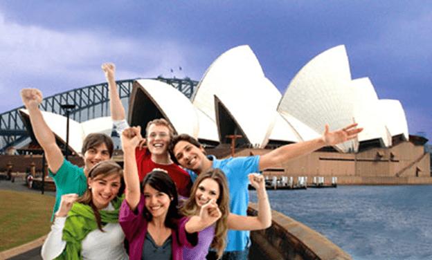 Lộ trình du học Úc từ phổng thông