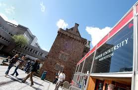 Học bổng du học trường Edinburgh Napier tại Scotland