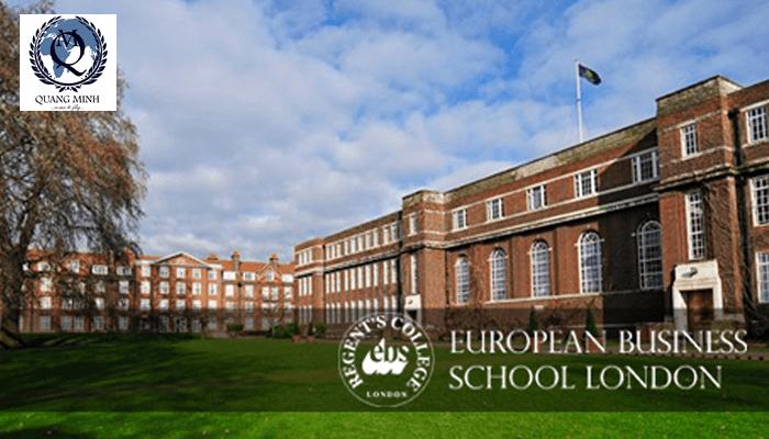 CHƯƠNG TRÌNH HỌC BỔNG 2019-2020 CỦA TRƯỜNG EU BUSINESS SCHOOL