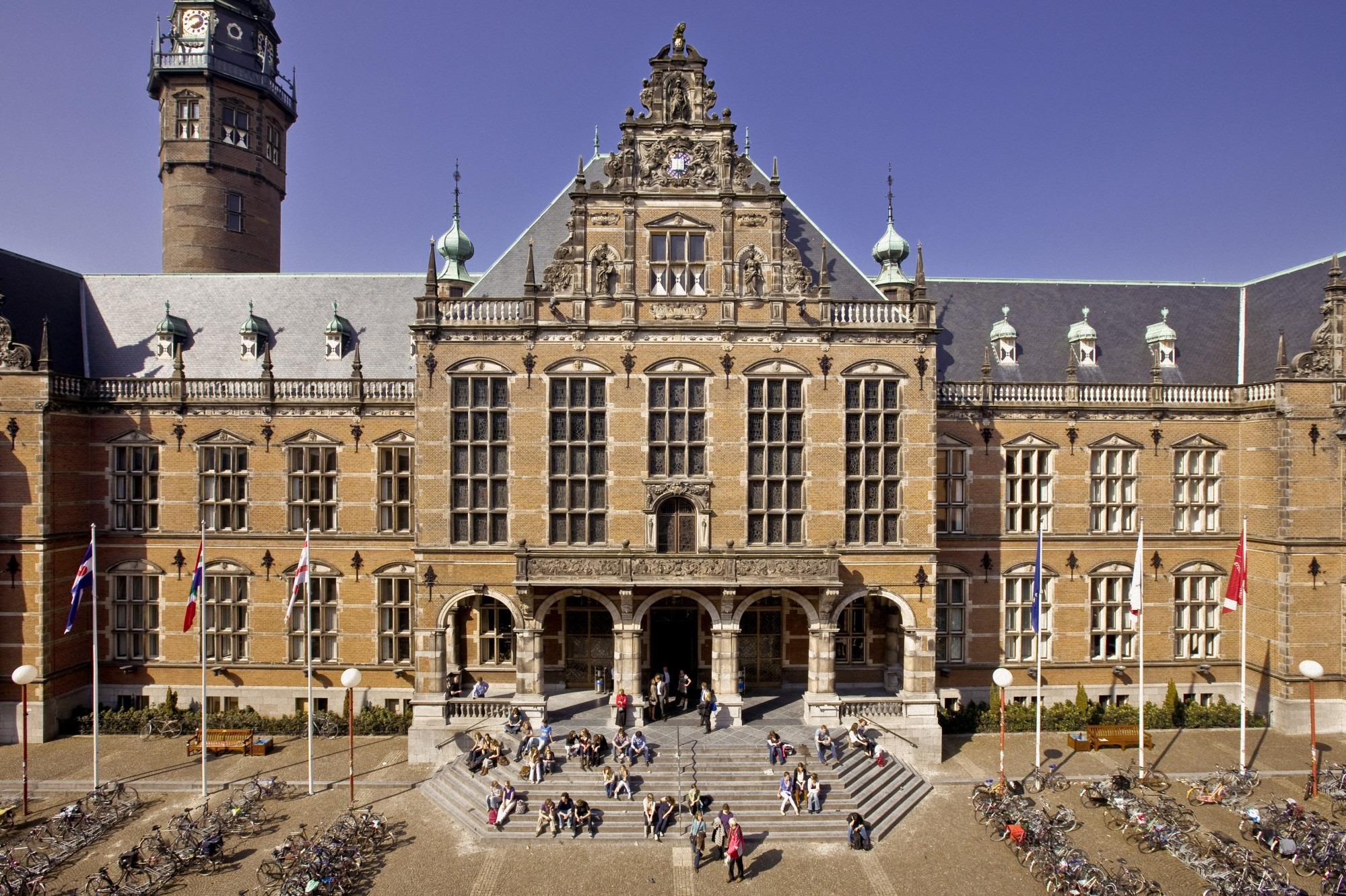 Du học Trường Đại học Groningen