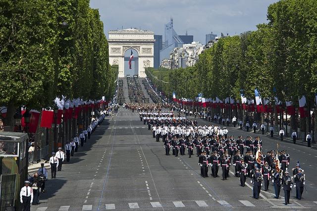Các địa danh nổi tiếng tại Paris – Pháp (P2)