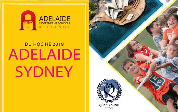 Chương trình du học hè Australia 2019