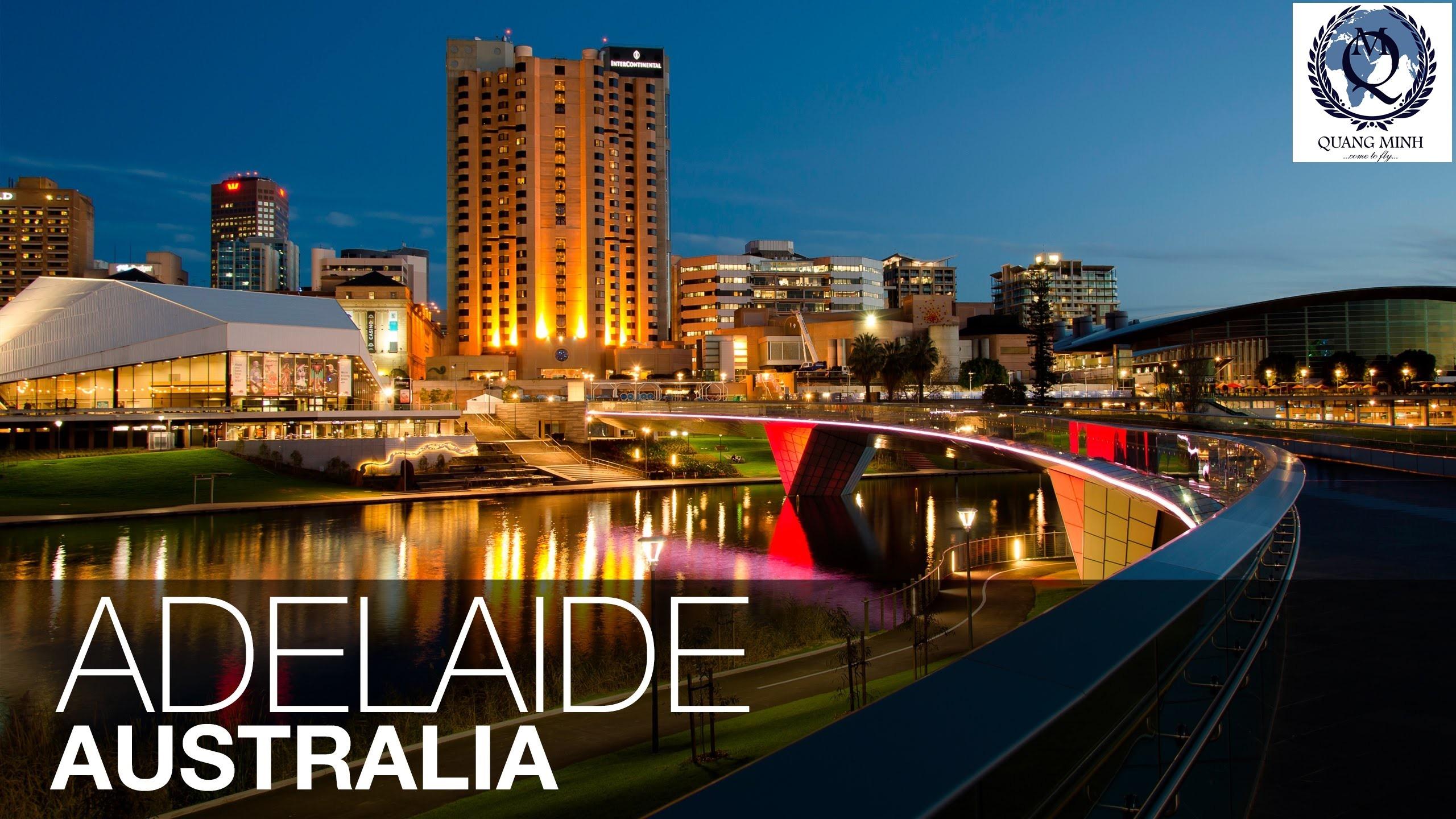 HỌC BỔNG NGHIÊN CỨU SAU ĐẠI HỌC SIÊU HẤP DẪN TẠI ĐẠI HỌC ADELADE AUSTRALIA