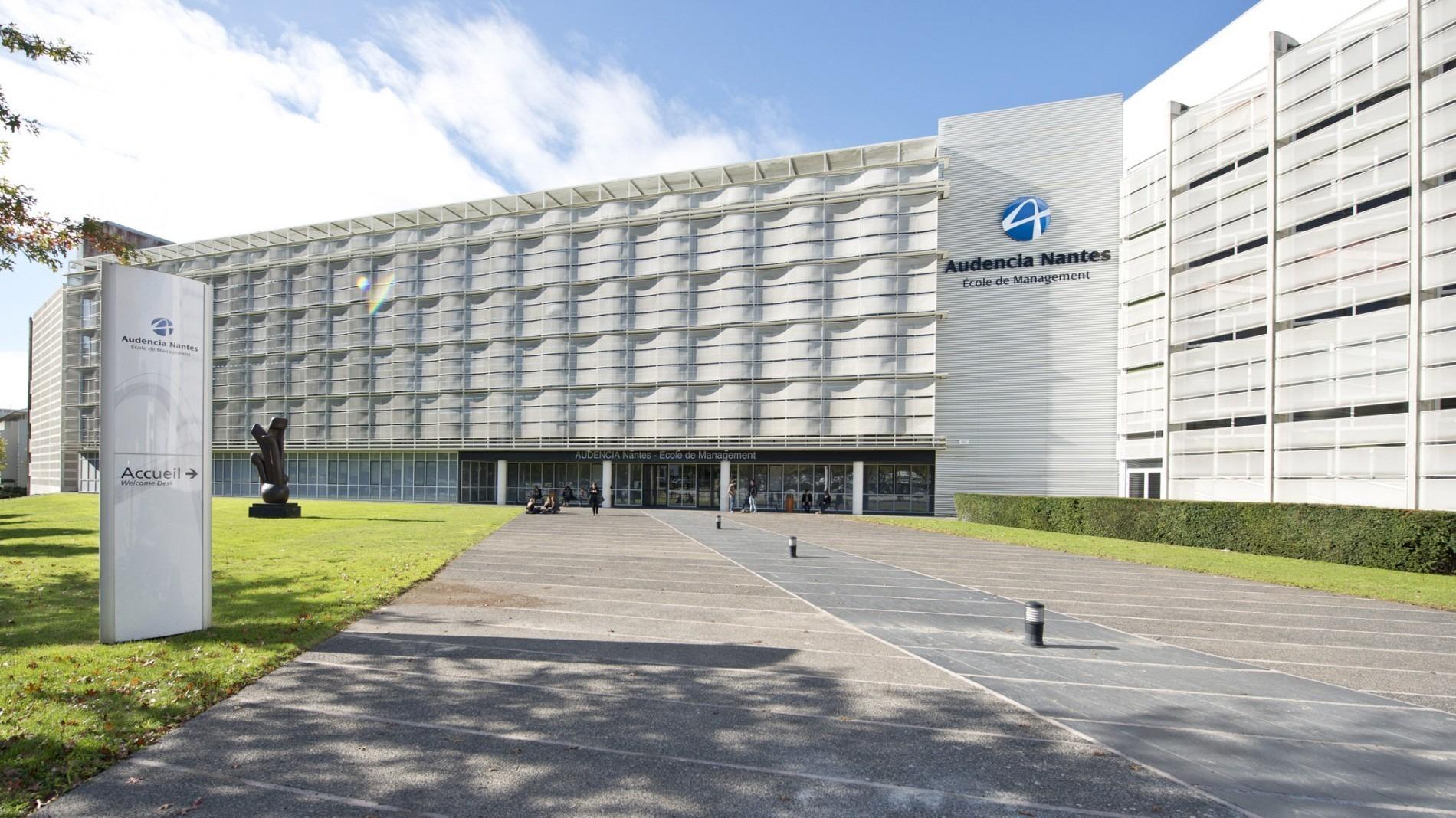 Trường quản lý Audencia Nantes