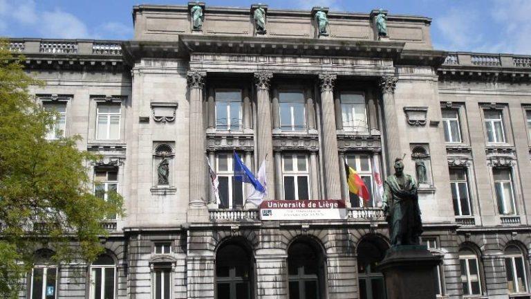 Trường đại học Liège ở Vương quốc Bỉ