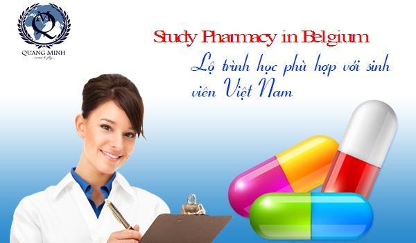 Du học ngành Dược tại Đại học Liege, Vương quốc Bỉ ( P2)