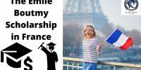 HỌC BỔNG EMILE BOUTMY-ĐẠI HỌC SCIENCE PO