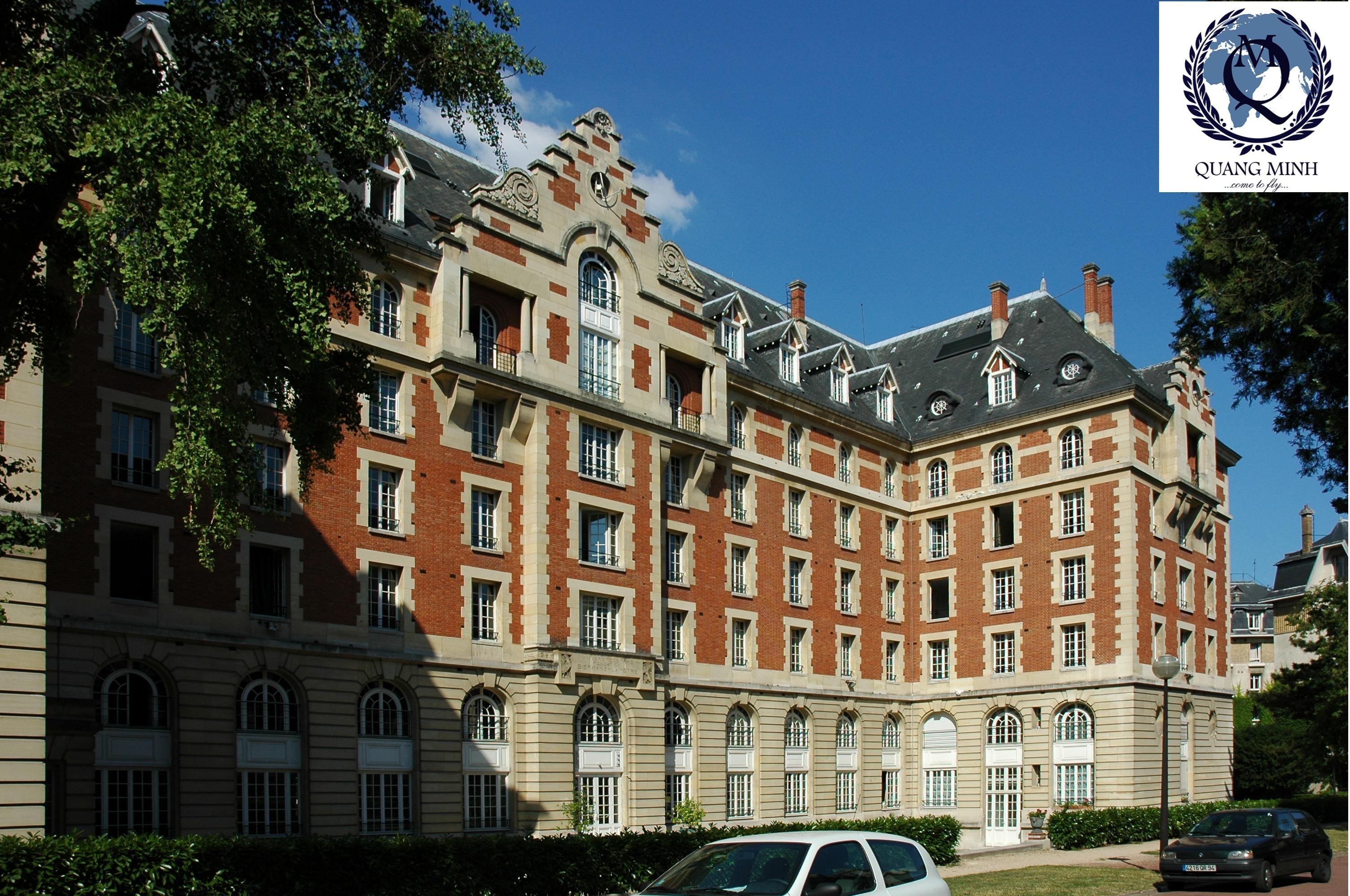 Đại học công giáo Louvain- Vương quốc Bỉ