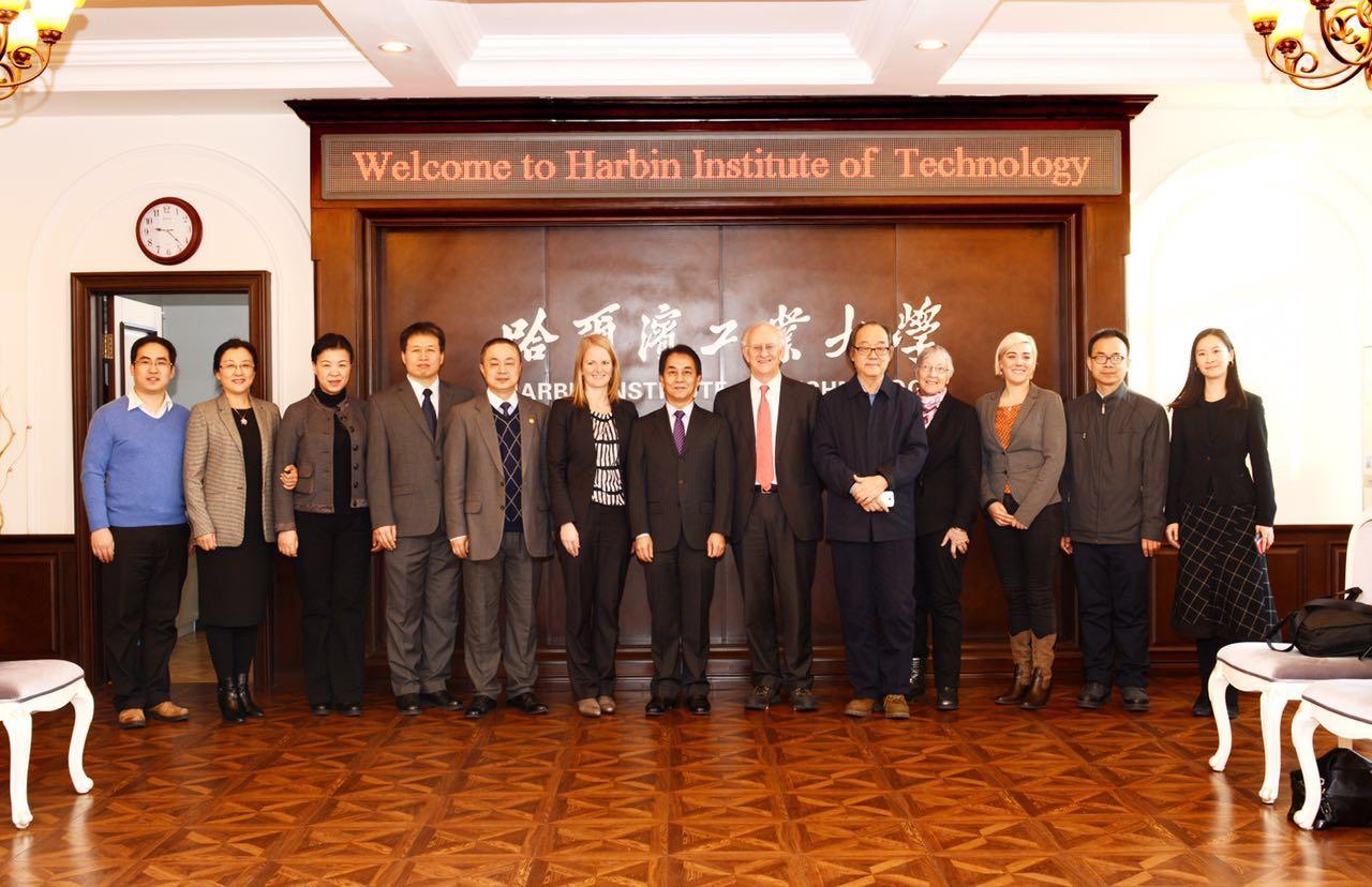 2019-2020 Chương trình Học bổng Chính phủ Trung Quốc Harbin Institute of Technology