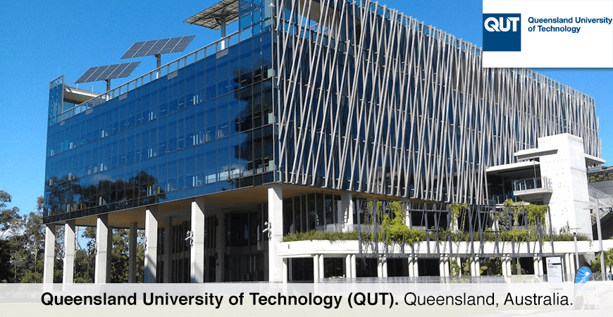 Học bổng từ Queensland University of Technology