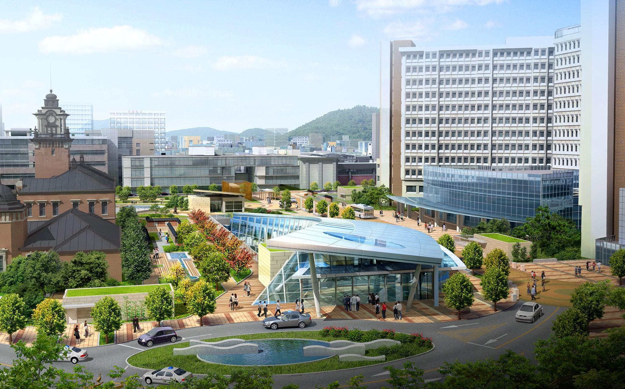 Đại học quốc gia Seoul – Ngôi trường kiểu mẫu hiện đại và danh giá bậc nhất Hàn Quốc