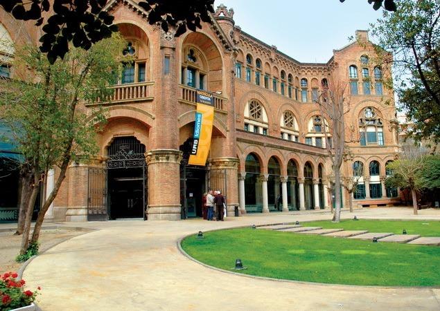 Trường đại học Barcelona