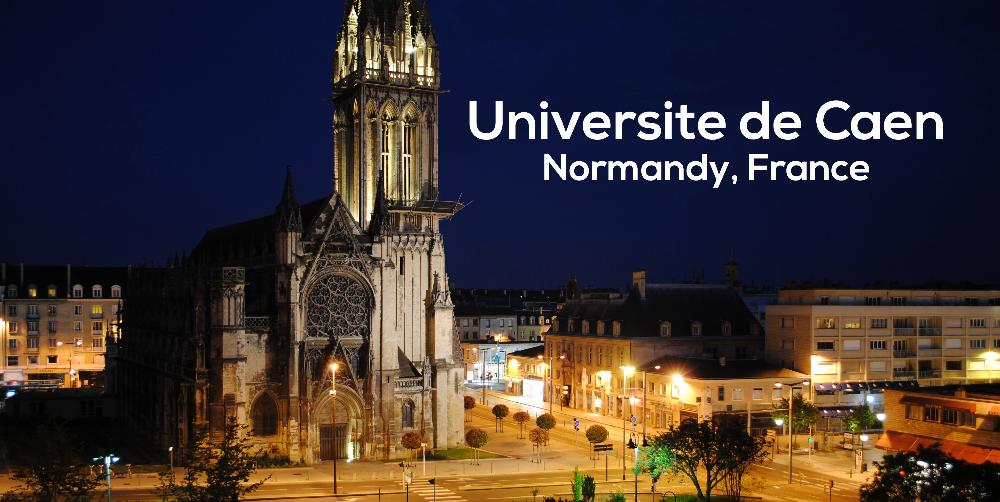 Đại Học Caen – Ngôi trường tuyệt vời của sinh viên