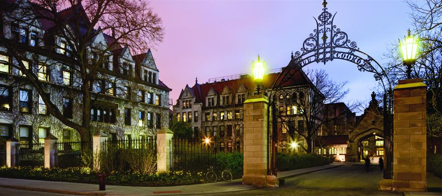 Du học Mỹ với trường đại học Chicago