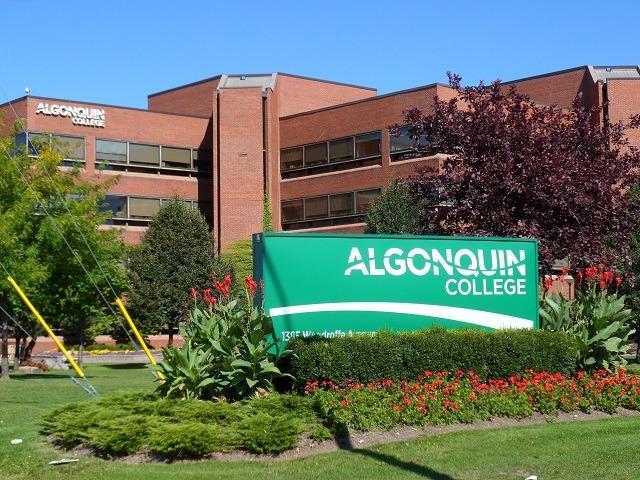 Du lịch, nhà hàng khách sạn tại Algonquin College